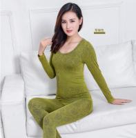 Термобелье женское - зеленый_2