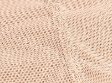 Утягивающее белье из шелка тутового шелкопряда черное